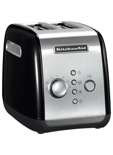 KitchenAid Ekmek Kızartma Makinesi 2 Li Siyah 5Kmt221Eob Renkli